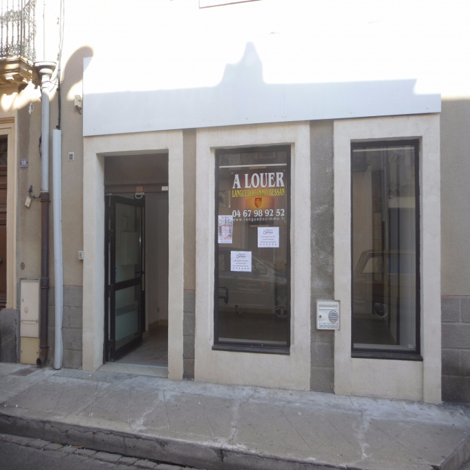 Location Immobilier Professionnel  Bessan (34550)