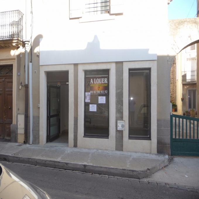 Vente Immobilier Professionnel Murs commerciaux Bessan (34550)