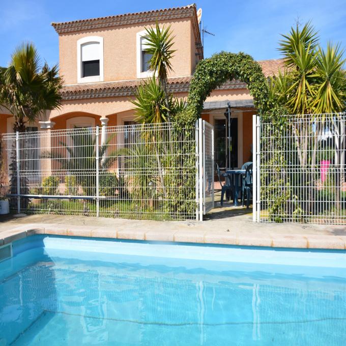 Location de vacances Villa Marseillan (34340)
