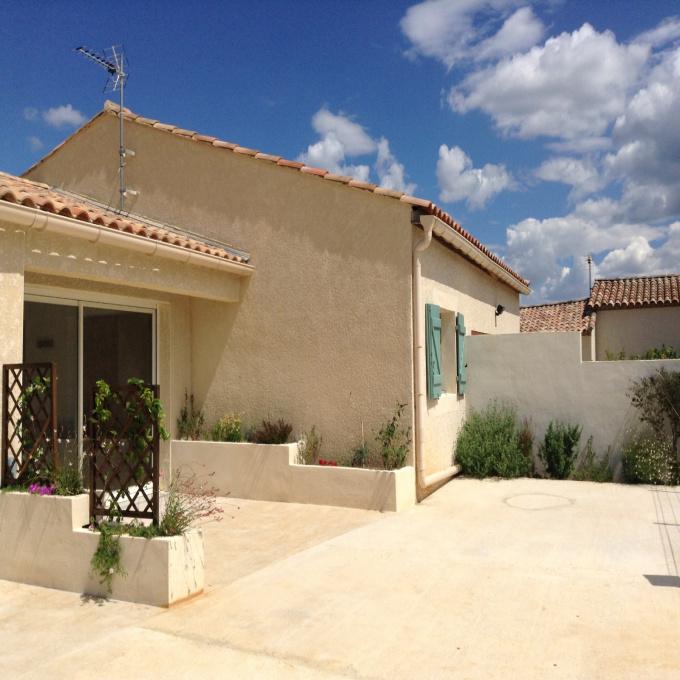 Offres de location Rez de jardin Saint-Jean-de-Fos (34150)