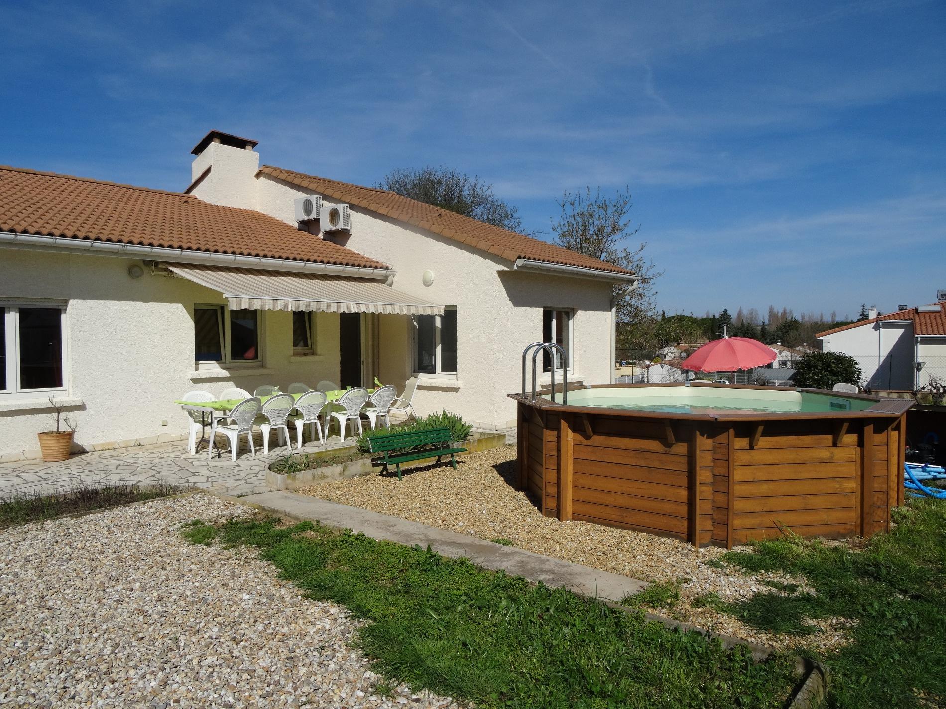 Location de vacances Villa Montblanc (34290)