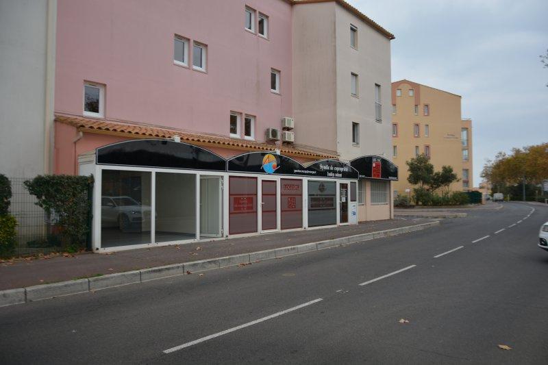 Vente Immobilier Professionnel Local commercial Cap d'Agde (34300)