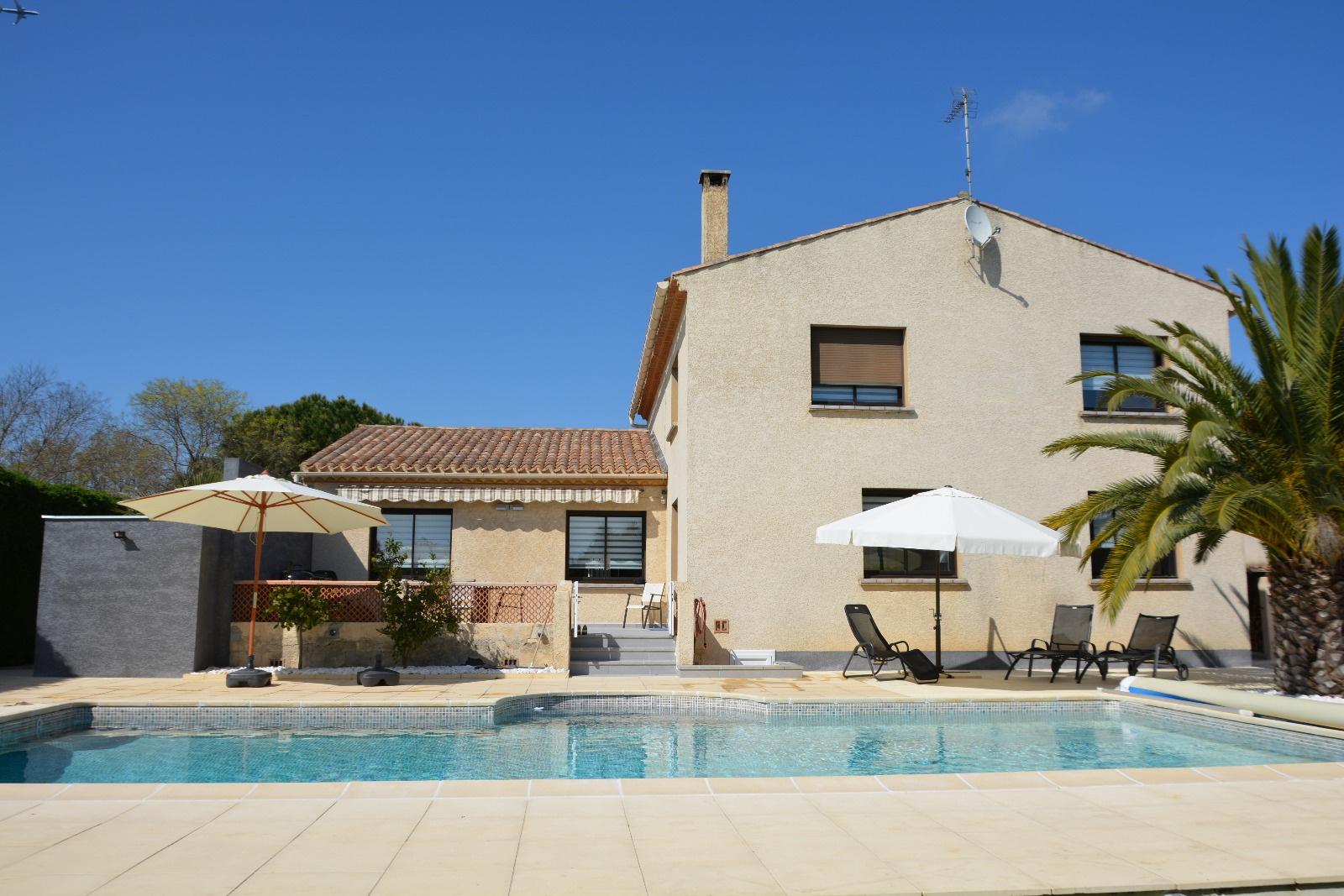 Location de vacances Villa Vias (34450)