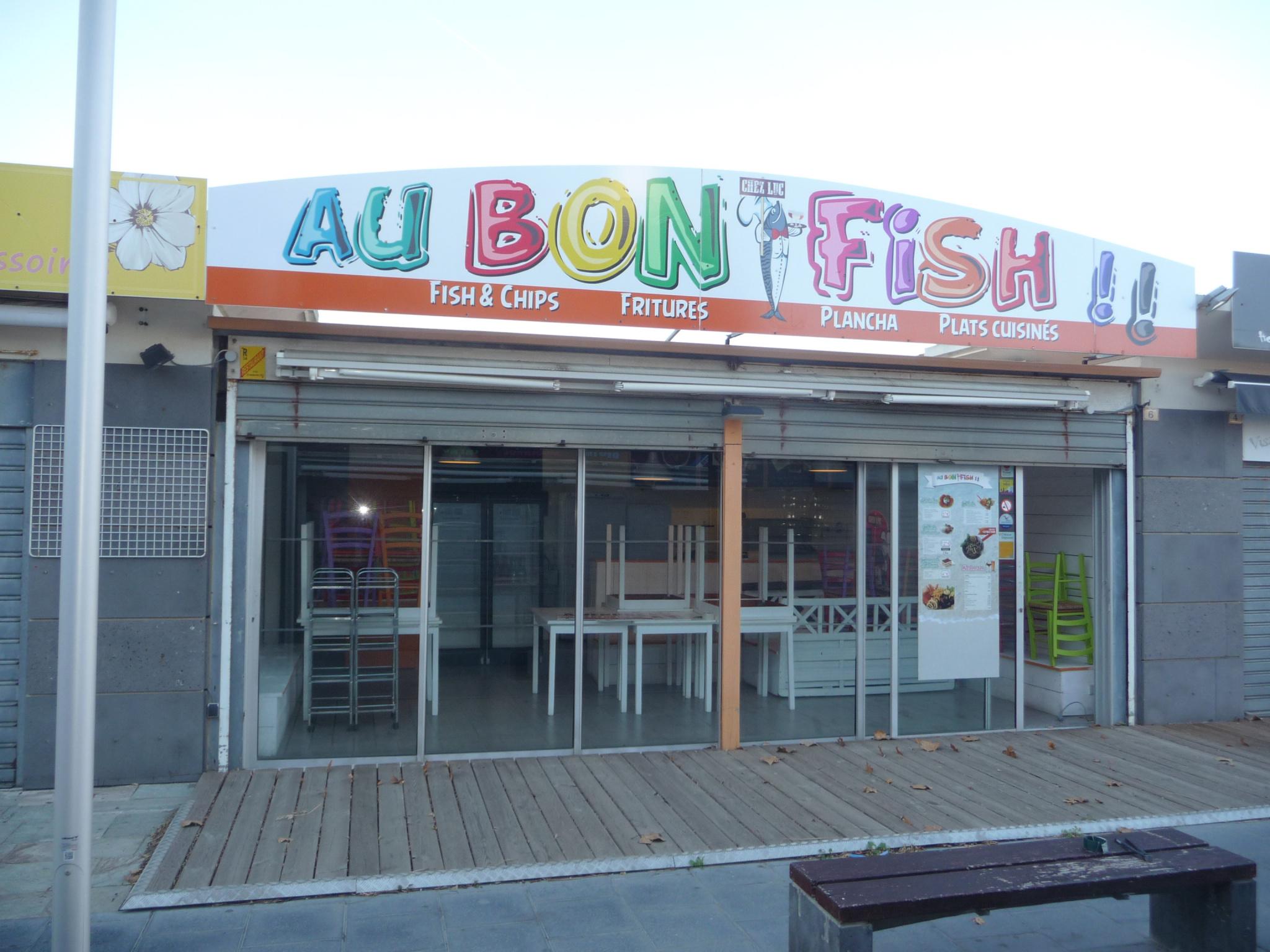 Vente Immobilier Professionnel Cession de droit au bail Cap d'Agde (34300)